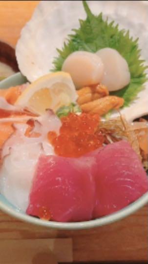 2021.7.12海鮮丼